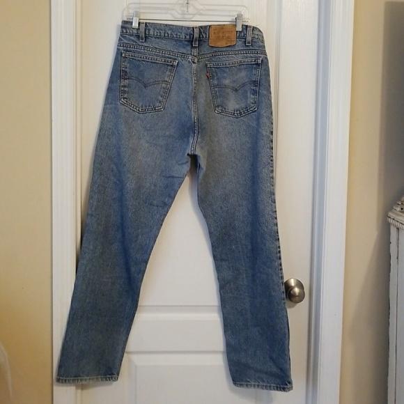 73c044d6 Levi's Jeans | Orange Label Mens Vintage Levis Relaxed Fit | Poshmark